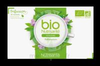 Nutrisanté Infusions Bio Tisane Verveine 20 Sachets à VINEUIL