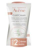 Avène Eau Thermale Cold Cream Duo Crème Mains 2x50ml à VINEUIL