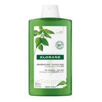Klorane Ortie Shampooing Séboréducteur Cheveux Gras 400ml à VINEUIL