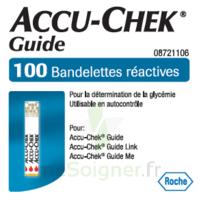 Accu-chek Guide Bandelettes 2 X 50 Bandelettes à VINEUIL