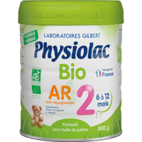Physiolac Bio Ar 2 à VINEUIL
