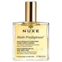 Huile Prodigieuse®- Huile Sèche Multi-fonctions Visage, Corps, Cheveux100ml à VINEUIL
