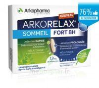 Arkorelax Sommeil Fort 8h Comprimés B/30 à VINEUIL