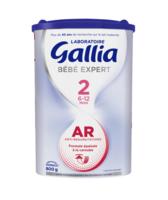 Gallia Bebe Expert Ar 2 Lait En Poudre B/800g à VINEUIL