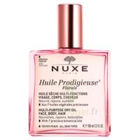 Huile Prodigieuse® Florale - Huile Sèche Multi-fonctions Visage, Corps, Cheveux 100ml