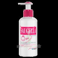 Saugella Girl Savon Liquide Hygiène Intime Fl Pompe/200ml à VINEUIL