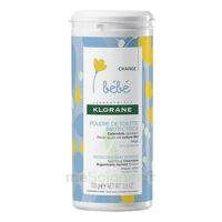 Klorane Bébé Poudre De Toilette Protectrice 100gr à VINEUIL