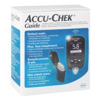 Accu-chek Guide Lecteur De Glycémie Mg/dl Set à VINEUIL