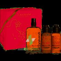 L'occitane Fleurs De Cerisier Parfum Coffret 2020