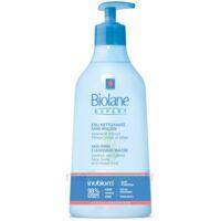Biolane Expert Pro Eau Nettoyante Sans Rinçage Fl Pompe/500ml