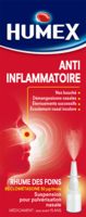 Humex Rhume Des Foins Beclometasone Dipropionate 50 µg/dose Suspension Pour Pulvérisation Nasal à VINEUIL