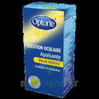 Optone Solution Oculaire Rafraîchissante Yeux Irrités Fl/10ml à VINEUIL