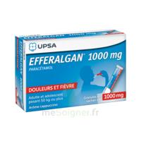 Efferalgan 1g Cappuccino Granules 8 Sachets à VINEUIL