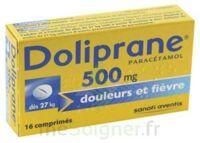 Doliprane 500 Mg Comprimés 2plq/8 (16) à VINEUIL