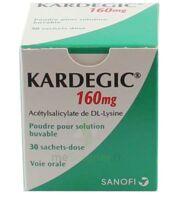 Kardegic 160 Mg, Poudre Pour Solution Buvable En Sachet à VINEUIL