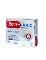 Rennieliquo Sans Sucre, Suspension Buvable édulcorée à La Saccharine Sodique En Sachet-dose à VINEUIL