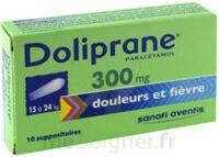 Doliprane 300 Mg Suppositoires 2plq/5 (10) à VINEUIL