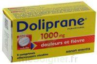 Doliprane 1000 Mg Comprimés Effervescents Sécables T/8 à VINEUIL