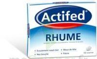 Actifed Rhume, Comprimé à VINEUIL