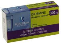 Diosmine Biogaran Conseil 600 Mg, Comprimé Pelliculé à VINEUIL