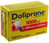 Doliprane 1000 Mg Poudre Pour Solution Buvable En Sachet-dose B/8 à VINEUIL