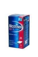 Nicotinell Menthe Fraicheur 2 Mg Sans Sucre, Gomme à Mâcher Médicamenteuse 8plq/12 (96) à VINEUIL