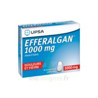 Efferalgan 1000 Mg Comprimés Pelliculés Plq/8 à VINEUIL