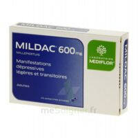 Mildac 600 Mg, Comprimé Enrobé à VINEUIL
