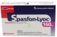 Spasfon Lyoc 160 Mg, Lyophilisat Oral à VINEUIL