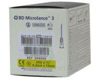 Bd Microlance 3, G30 1/2, 0,30 Mm X 13 Mm, Jaune  à VINEUIL
