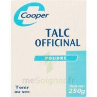 Cooper Talc, Bt 250 G à VINEUIL