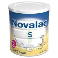 Novalac S 2 Lait En Poudre Satiétant 2ème âge B/800g à VINEUIL