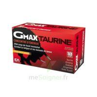 Gmax-taurine+ Solution Buvable 30 Ampoules/2ml à VINEUIL