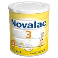 Novalac 3 Lait De Croissance B/800g à VINEUIL