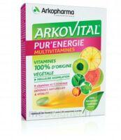 Arkovital Pur'energie Multivitamines Comprimés Dès 6 Ans B/30 à VINEUIL