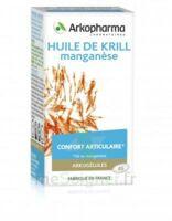 Arkogélules Huile De Krill Manganèse Caps Fl/45 à VINEUIL