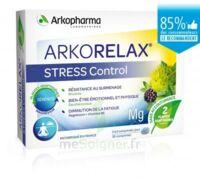 Arkorelax Stress Control Comprimés B/30 à VINEUIL