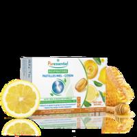 Puressentiel Respiratoire Pastilles Respiratoire Gorge Miel-citron - 18 Pastilles à VINEUIL