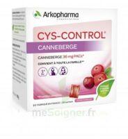 Cys-control 36mg Poudre Orale 20 Sachets/4g à VINEUIL