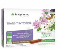 Arkofluide Bio Ultraextract Solution Buvable Transit Intestinal 20 Ampoules/10ml à VINEUIL
