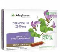 Arkofluide Bio Ultraextract Desmodium Solution Buvable 20 Ampoules/10ml à VINEUIL
