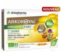 Arkoroyal Immunité Fort Solution Buvable 20 Ampoules/10ml à VINEUIL