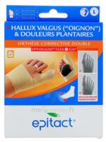 Orthese Corrective Double Epitact A L'epithelium Flex +26 Taille L Pied Droit à VINEUIL