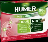 Humer Nez/gorge Jour&nuit 15 Comprimés à VINEUIL