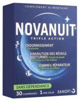 Novanuit Triple Action Comprimés B/30 à VINEUIL