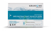 Granions Décontractant Musculaire Solution Buvable 2b/30 Ampoules/2ml à VINEUIL