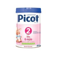 Picot Standard 2 Lait En Poudre B/800g à VINEUIL