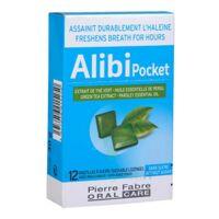 Pierre Fabre Oral Care Alibi Pocket 12 Pastilles à VINEUIL