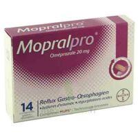 Mopralpro 20 Mg Cpr Gastro-rés Film/14 à VINEUIL