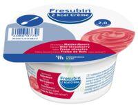 Fresubin 2kcal Crème Sans Lactose Nutriment Fraise Des Bois 4 Pots/200g à VINEUIL